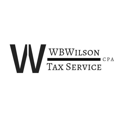 WBWILSON TAX SERVICE | AFFORDABLE INDIVIDUAL INCOME TAX PREPARATION SERVICES